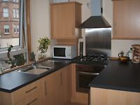 Bright 1 bedroom 1st floor flat off Leith Walk - available mid-September