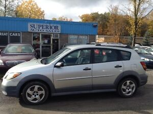 2004 Pontiac Vibe Fully Certified! Carproof verified!