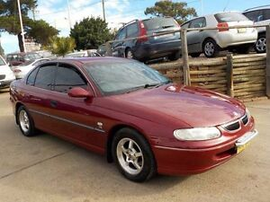 1999 Holden Commodore VT II Berlina Burgundy Automatic Sedan North St Marys Penrith Area Preview