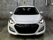 2014 Hyundai i30 GD Active Tourer White 6 Speed Sports Automatic Wagon Mile End South West Torrens Area Preview