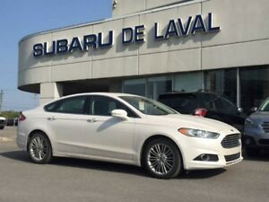2014 Ford Fusion Berline SE Awd *Cuir, Navigation, Toit ouvrant*