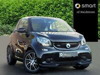 smart fortwo coupe BRABUS PREMIUM (black) 2016-11-03
