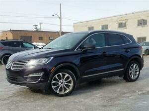 2015 Lincoln MKC/4X4/4CYL/TOIT/CUIR/MAGS/CAMERA/GPS/BLUETOOTH!!!