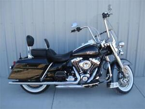 2012 Harley-Davidson Road King Classic ABS Black
