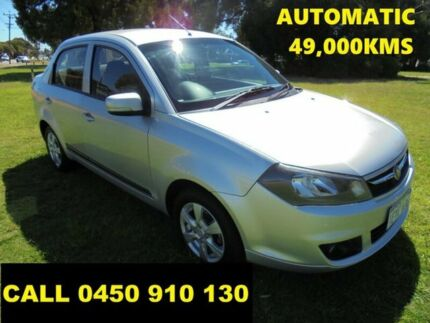 2012 Proton S16 FLX BT MY12 GX Genetic Silver Continuous Variable Sedan Ellenbrook Swan Area Preview