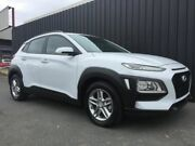 2017 Hyundai Kona OS Active (FWD) White 6 Speed Automatic Wagon Phillip Woden Valley Preview