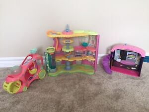 Littlest Pet Shop playsets London Ontario image 1