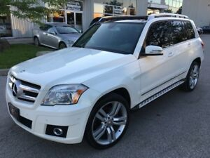 2010 MERCEDES BENZ GLK 350/NAVI/PANO/AMG/4MATIC/NO ACCIDENT