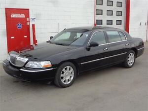 2008 Lincoln Town Car Executive L -- Low-Priced Limo!! -- $5995
