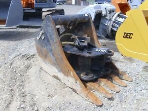WAINROY ZX200 QUICK ATTACH BUCKET AND TILT 250-573-5733