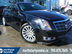 2011 Cadillac CTS Coupe PERFORMANCE/AWD/LEATHER/HEATEDSEATS/