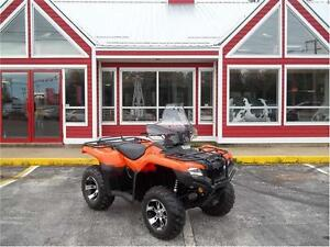 2014 HONDA FOURTRAX 420! POWER STEERING! FI!! ESP/AUTO! 2WD/4WD!
