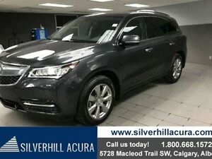 2014 Acura MDX Elite Package SH-AWD