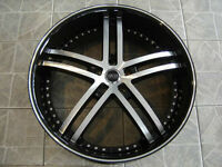 """20"""" mag wheels and tires package"""