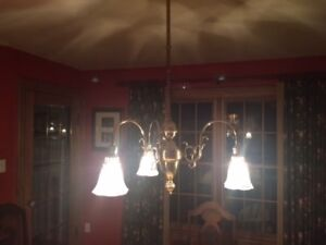 Wanted: antique light fixtures