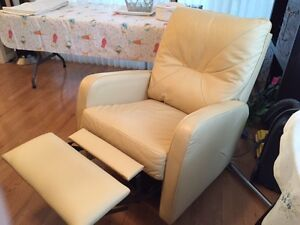Leather Recliner avail in Goderich