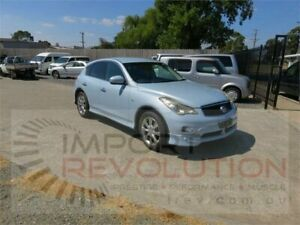 2011 Nissan Skyline Crossover J50 370GT Blue Sports Automatic Wagon Bayswater Knox Area Preview