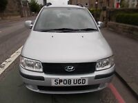HYUNDAI MATRIX 1.6 GSI MPV 08 REG,, EXCELLENT DRIVING CAR,, MOT APRIL 2018