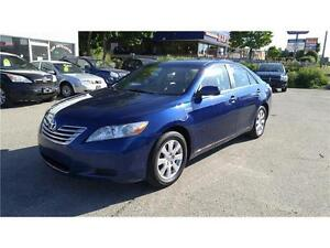 2007 Toyota Camry Hybrid | Leather | Sunroof | New Breaks