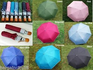 Mens-Womens-Lrg38-Windproof-Auto-Automatic-Open-Close-Rain-Sun-3Fold-UV-Umbrella