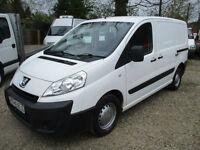 Peugeot Expert 1.6HDi 90 2 OWNER 2010 REG NO VAT