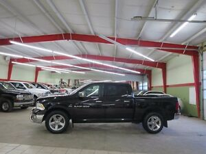 2012 Ram 1500 4x4 Big Horn Hemi With Nav
