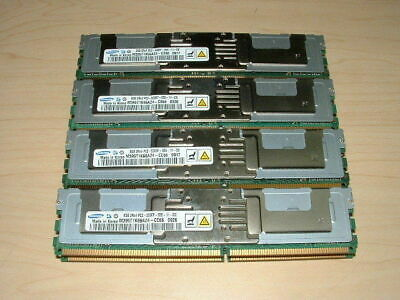8X2GB 16GB FOR HP PROLIANT DL360 G5 DL380 G5 DL580 G5 ML150 G3 ML350 G5