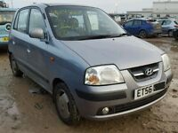HYUNDAI AMICA 2007 BREAKING FOR SPARES TEL 07814971951 HAVE FEW IN STOCK