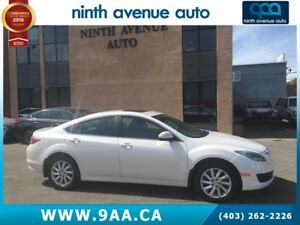 2013 Mazda Mazda6 GS-I4 4dr Sedan, Auto, Sunroof