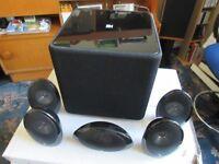 KEF Surround Sound System