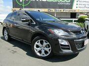 2011 Mazda CX-7 ER MY10 Luxury Sports (4x4) Black 6 Speed Auto Activematic Wagon Shailer Park Logan Area Preview