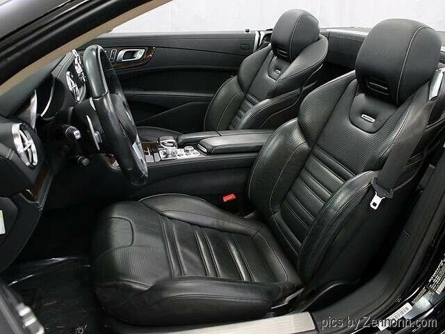 Image 11 Voiture Européenne d'occasion Mercedes-Benz SL-Class 2013