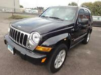 LHD 2006 Jeep Liberty 3.7 Limited Edition 4x4 Automatic UK REGISTERED