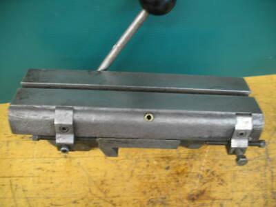 Hardinge Model Quick Action Cross Slide Dv-59 Dsm-59 Hsl 3-12 Dovetail