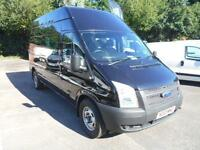 Ford Transit T350 RWD HIGH ROOF DOUBLE CAB VAN TDCI 100PS DIESEL MANUAL (2013)