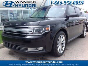 2015 Ford Flex Limited AWD Leather Sunroof No Accidents