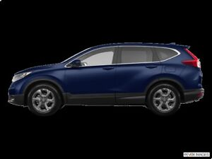 2018 Honda CR-V CRV ESL AWD CVT