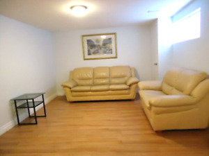 Yonge & Finch  1 bedroom basement apartment for rent
