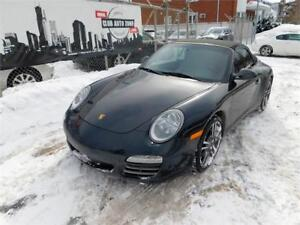 PORCSHE 911 CARRERA 4 2009 ( BLUETOOTH, TRACTION INTÉGRALE )