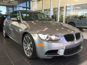 2011 BMW M3 NAVI, 414HP V8, HEATED LEATHER, ACCIDENT FREE