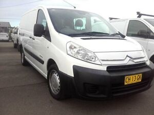 2008 Citroen Dispatch G9C SWB White 6 Speed Manual Van Lansvale Liverpool Area Preview