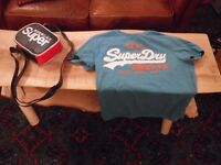 Size M Superdry T-shirt