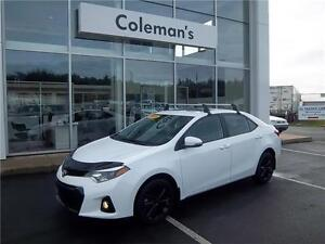 2015 Toyota Corolla S - Sunroof - Bluetooth - LOW KM'S
