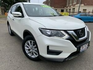 2018 Nissan X-Trail T32 Series II ST X-tronic 4WD White 7 Speed Constant Variable Wagon Townsville Townsville City Preview