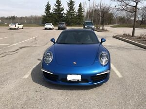 2014 Porsche 911 4S Coupe PDK FULLY LOADED!!