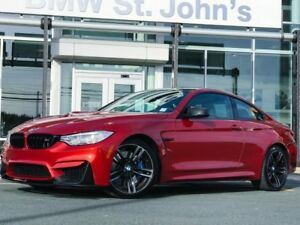 2017 BMW M4 Coupe