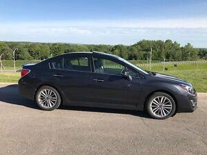 2016 Subaru Impreza 2.0 AWD, Sport Berline