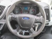 Ford Transit 350 L2 SINGLE CAB TIPPER 125PS EURO 5 DIESEL MANUAL WHITE (2014)