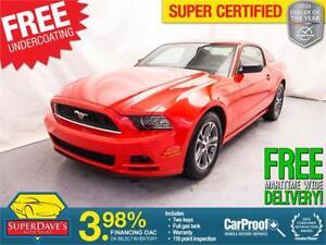 2014 Ford Mustang V6 *Warranty*