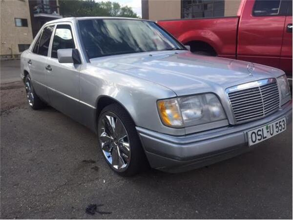 Used 1994 Mercedes-Benz 300-Series